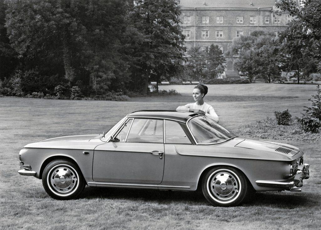 Karmann Ghia Type 34 1961
