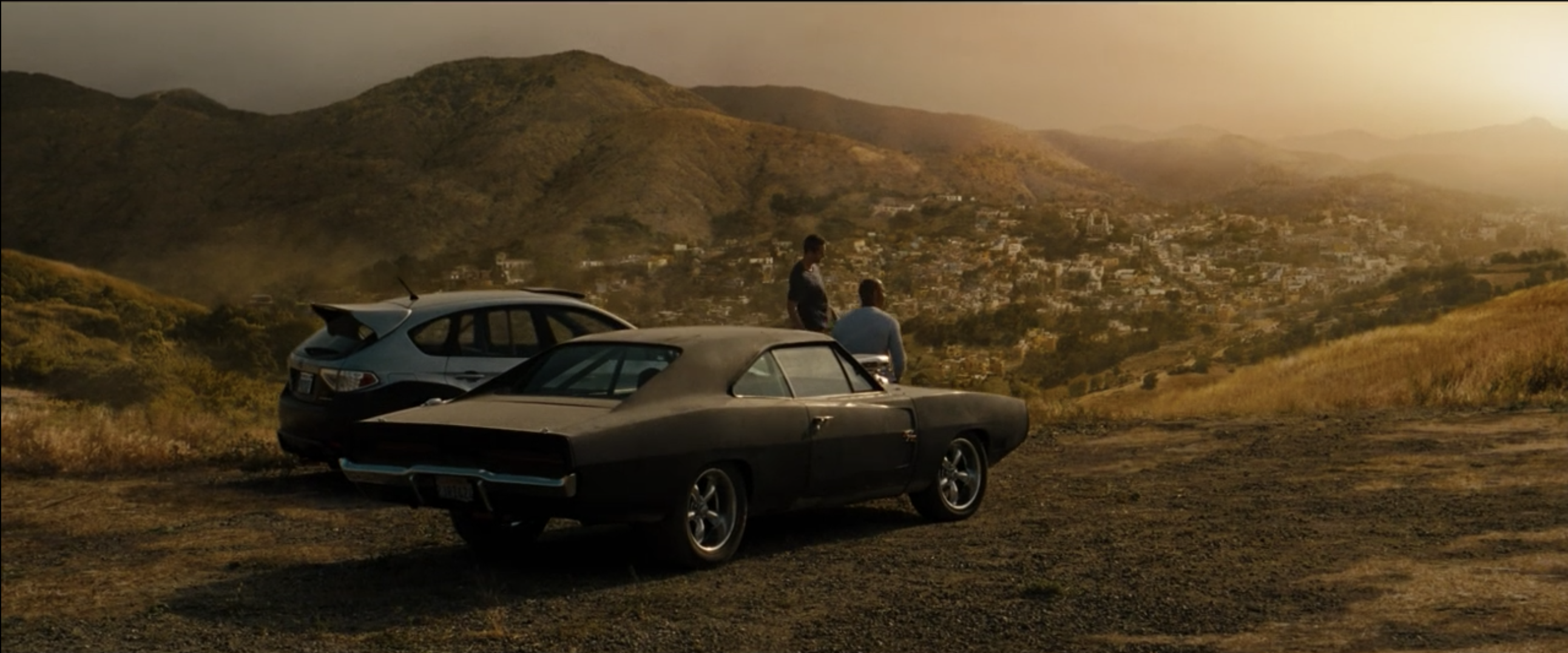 Fast Furious Charger Hills
