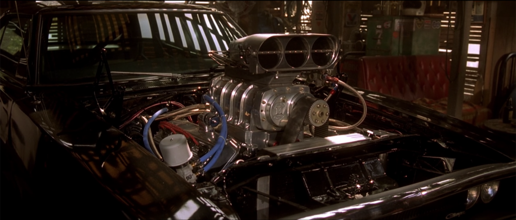 Fast Furious Charger engine