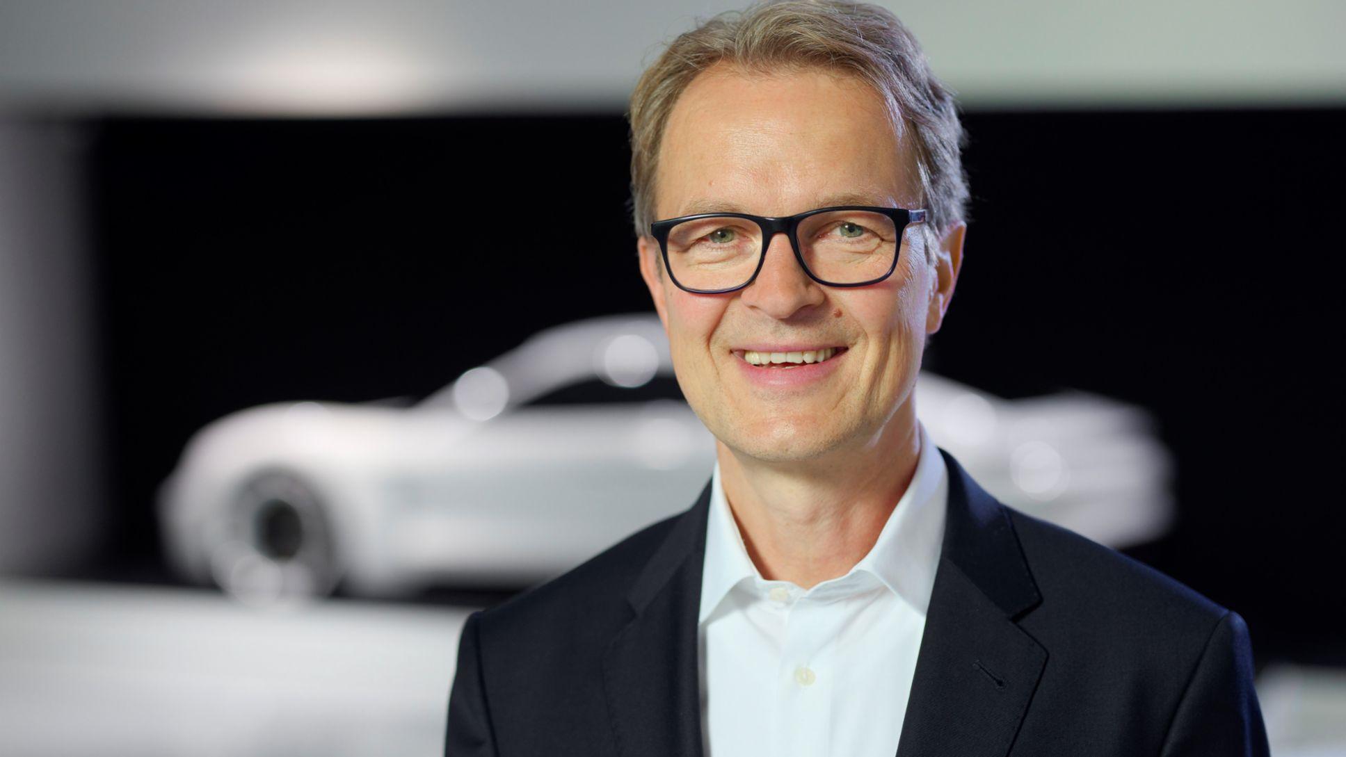 Dr. Kjell Gruner, Porsche Cars NA CEO