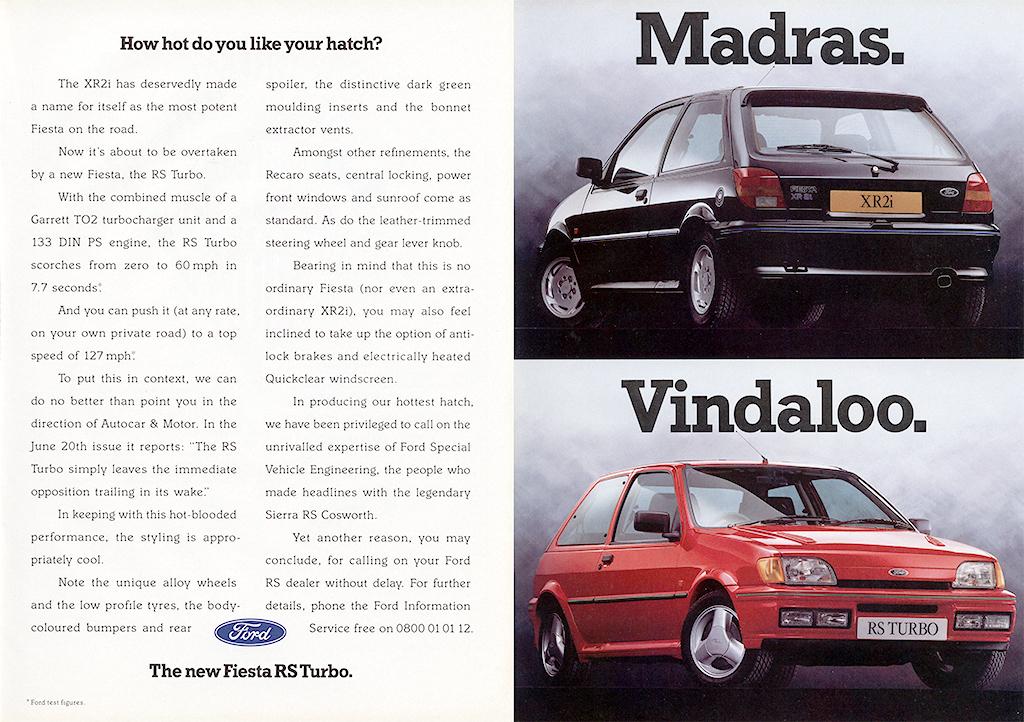 Ford vintage ad