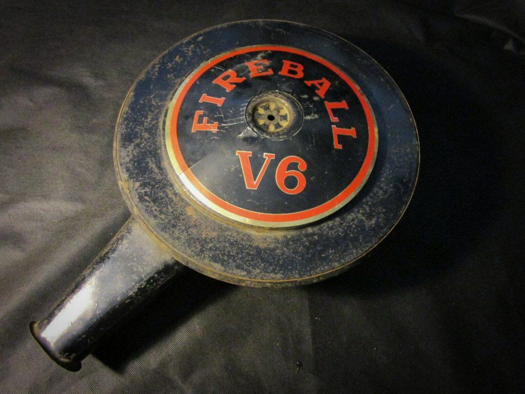 fireball v6 air cleaner