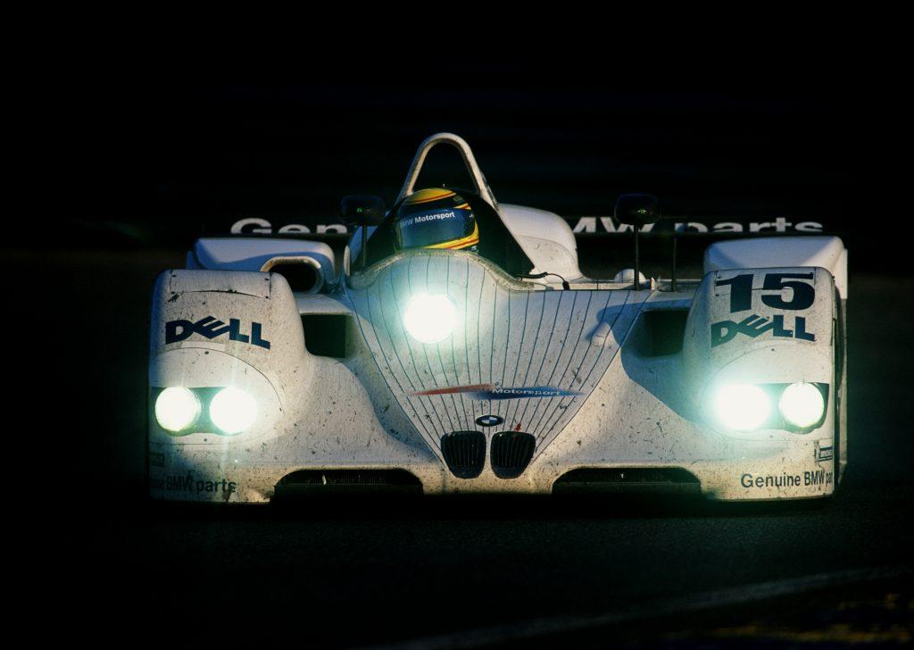 24 Hours of Le Mans BMW V12 LMR Le Mans 1999