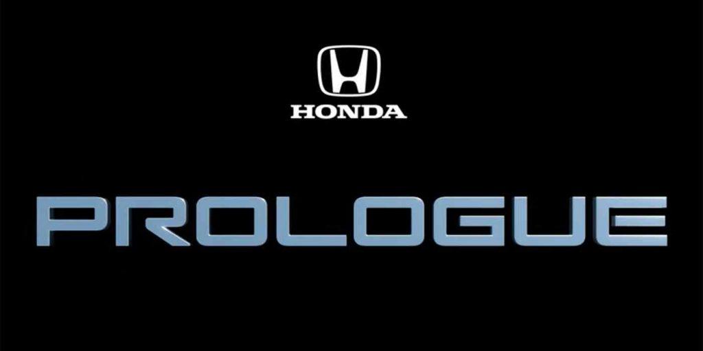 Honda Prologue Logo