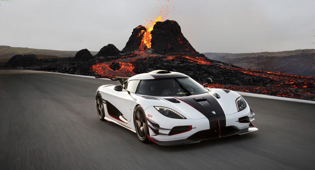 Koenigsegg volcano power
