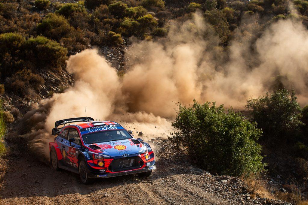 Hyundai i20 WRC Rally Turkey