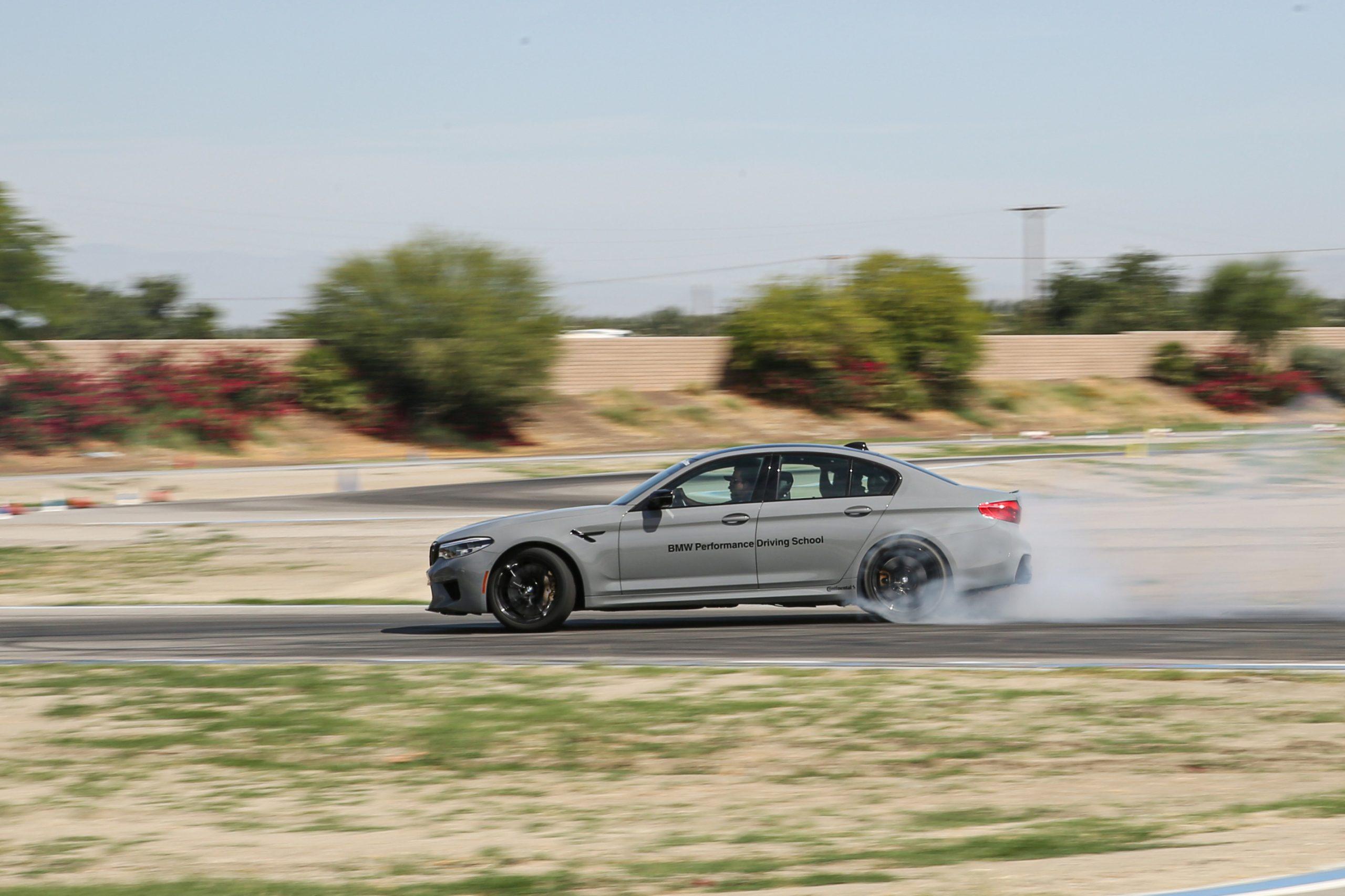 M5 BMW Performance Driving School