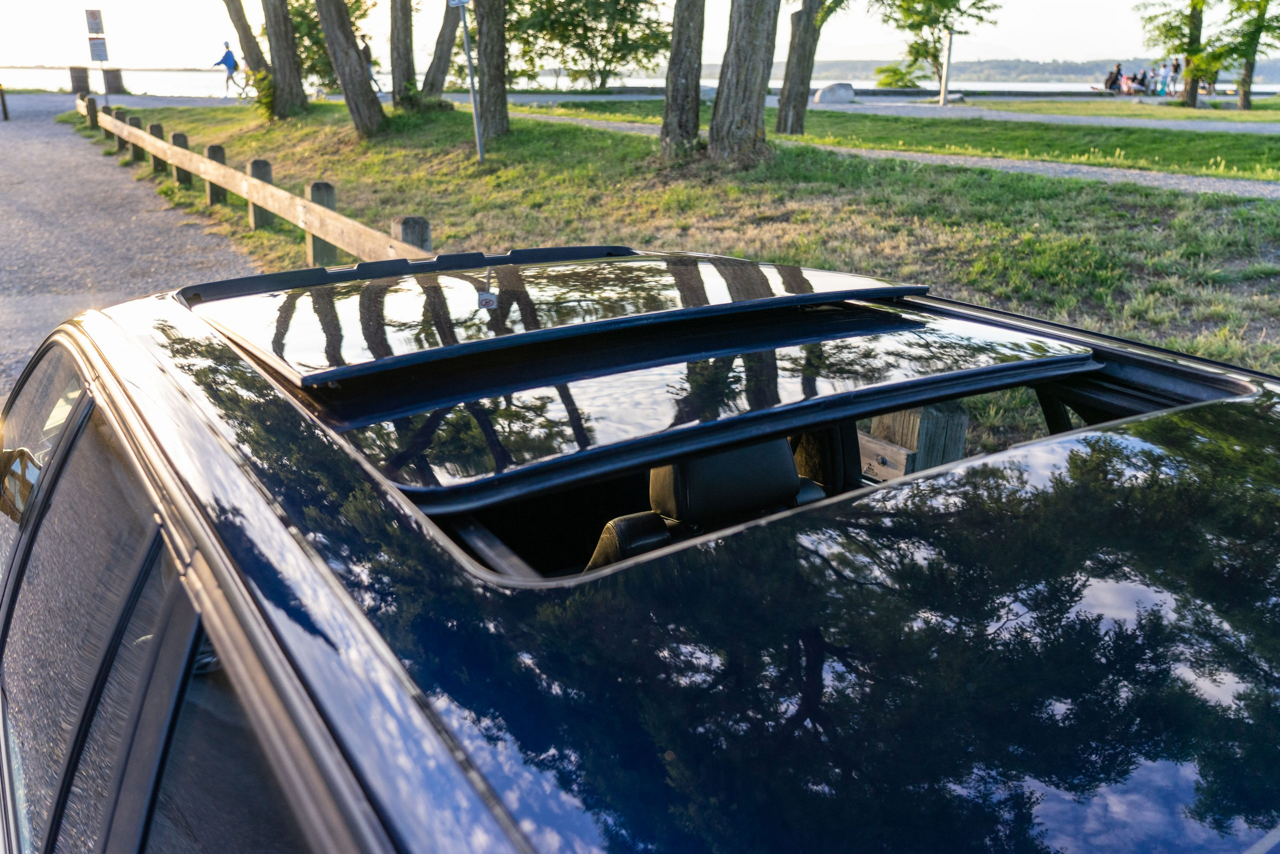 M5 Touring roof vent