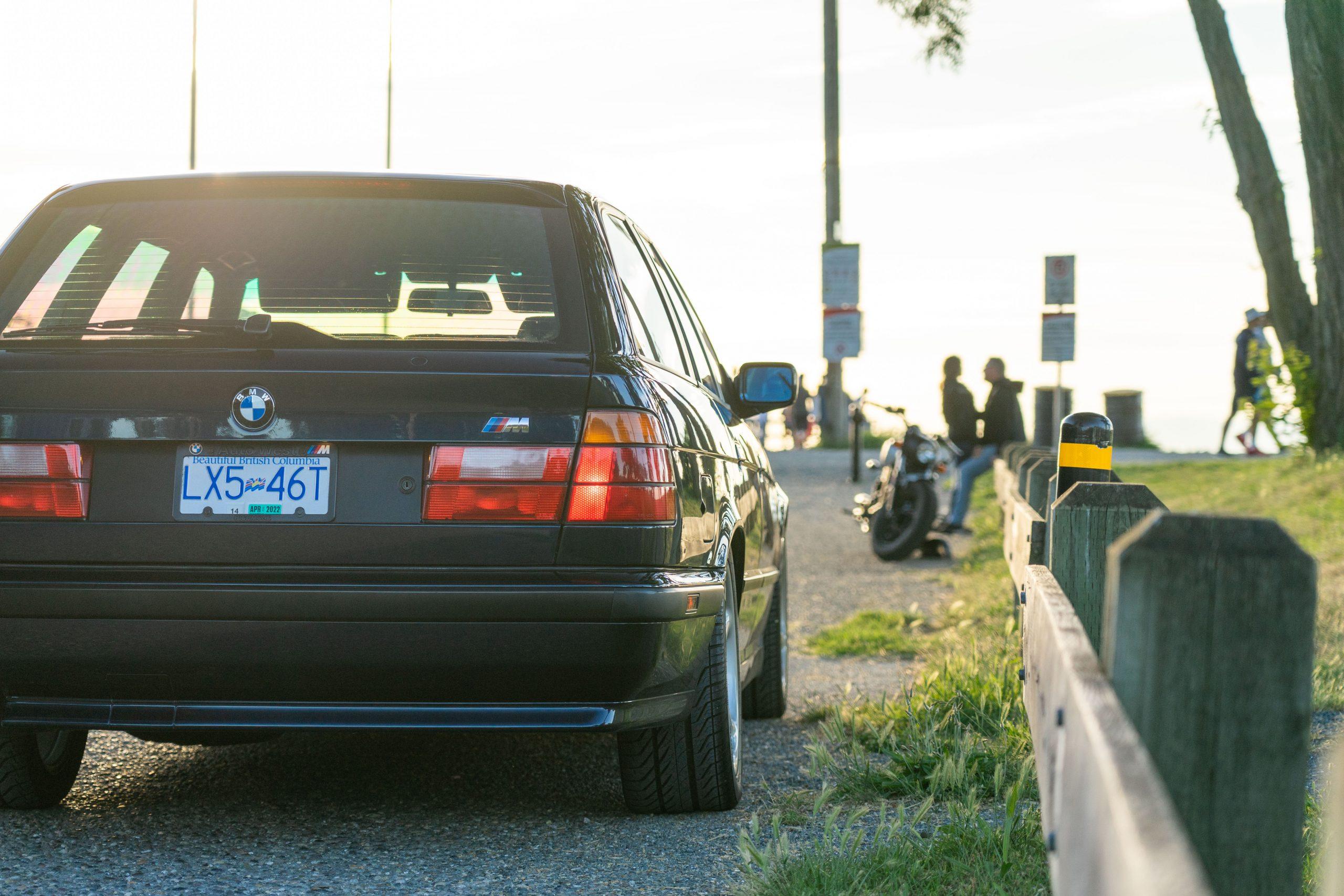 M5 Touring rear