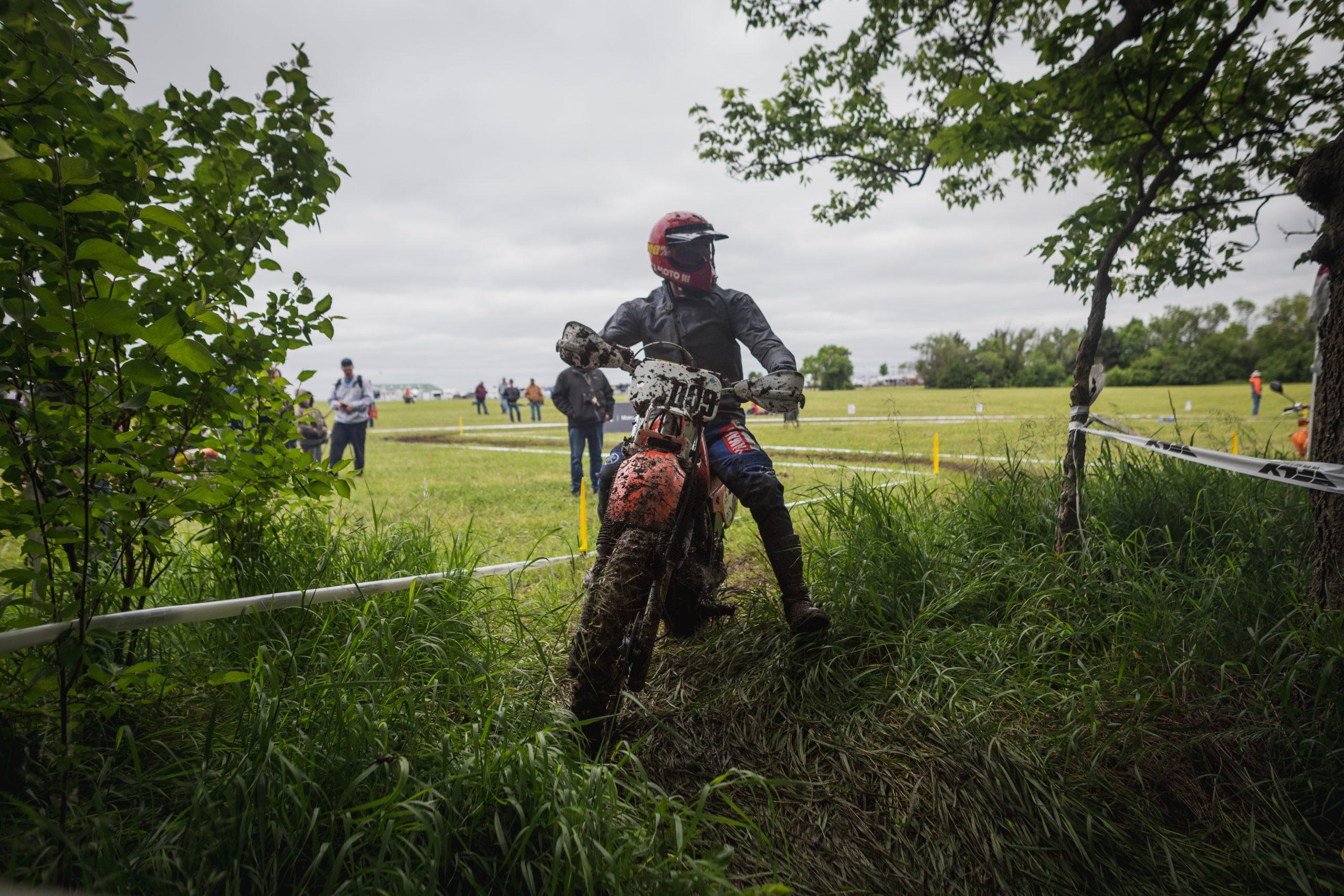 heartland motofest Kyle Smith cross country corner