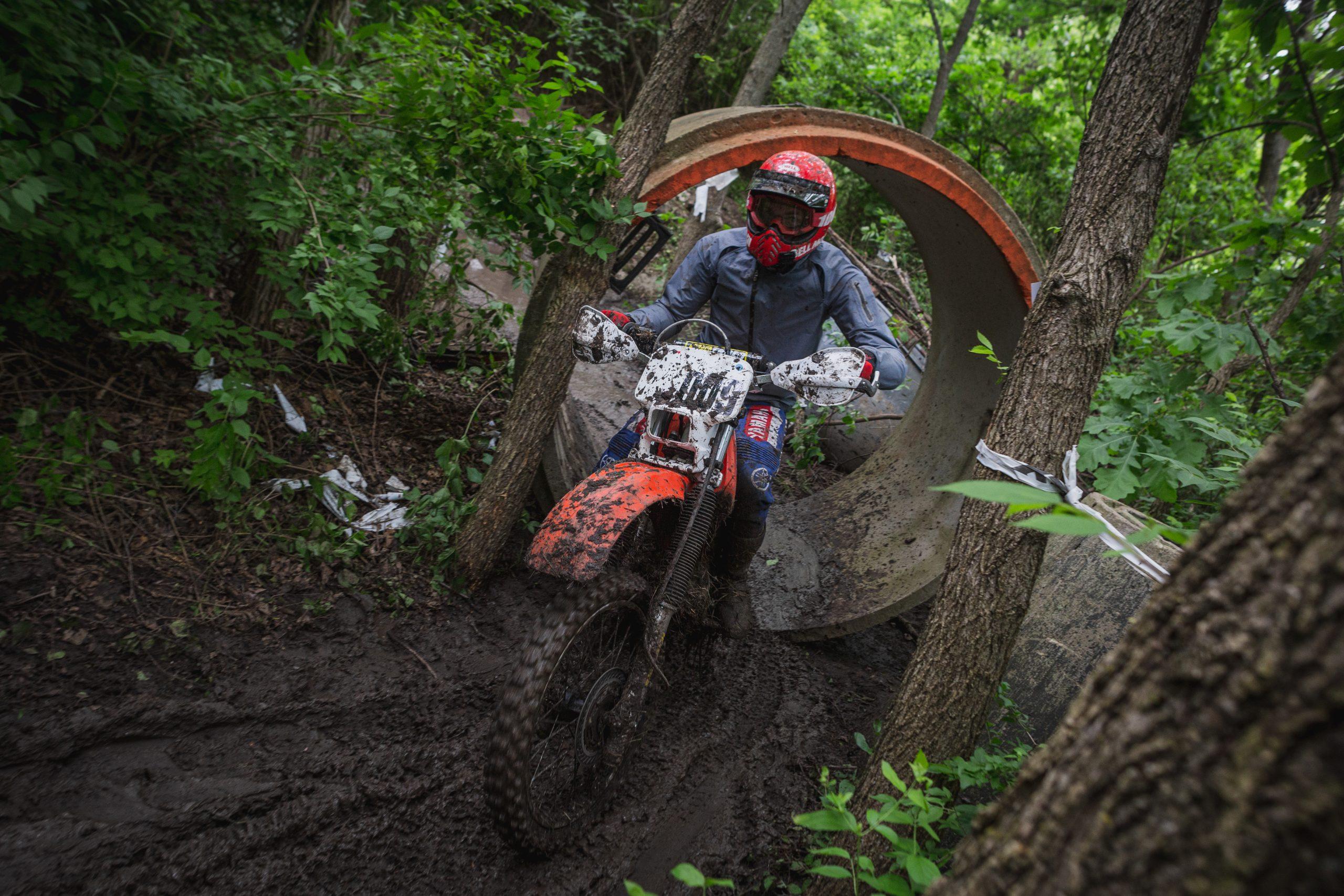 heartland motofest Kyle Smith cross country culvert