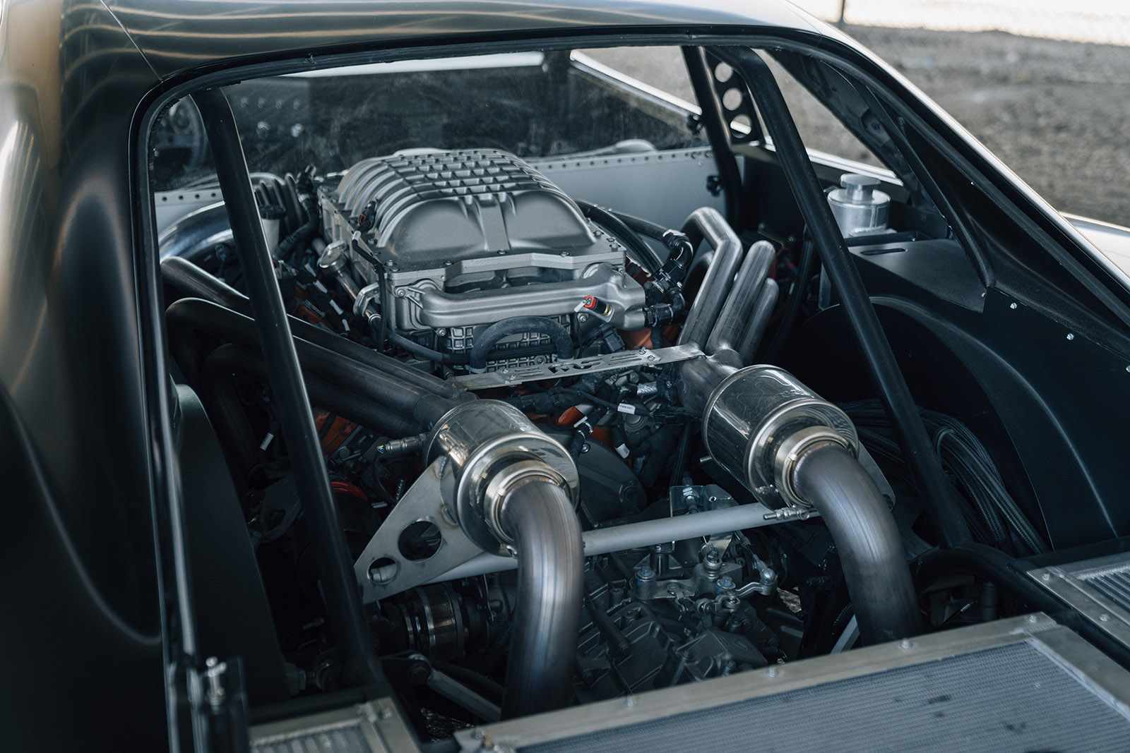 Speedkore charger engine