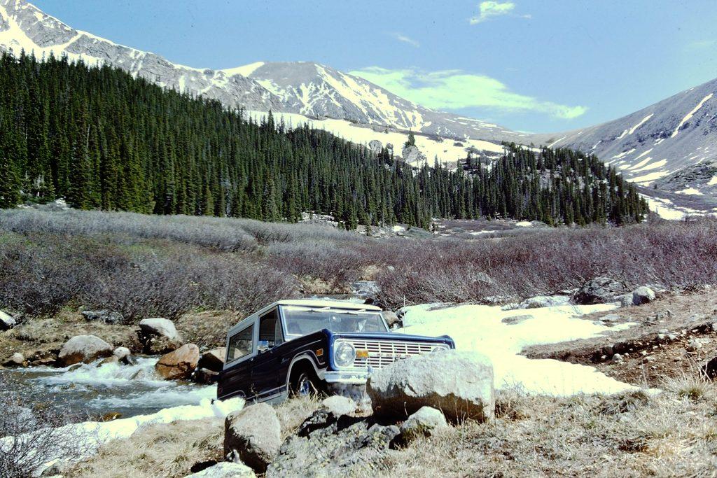 1972 Ford Bronco Ranger