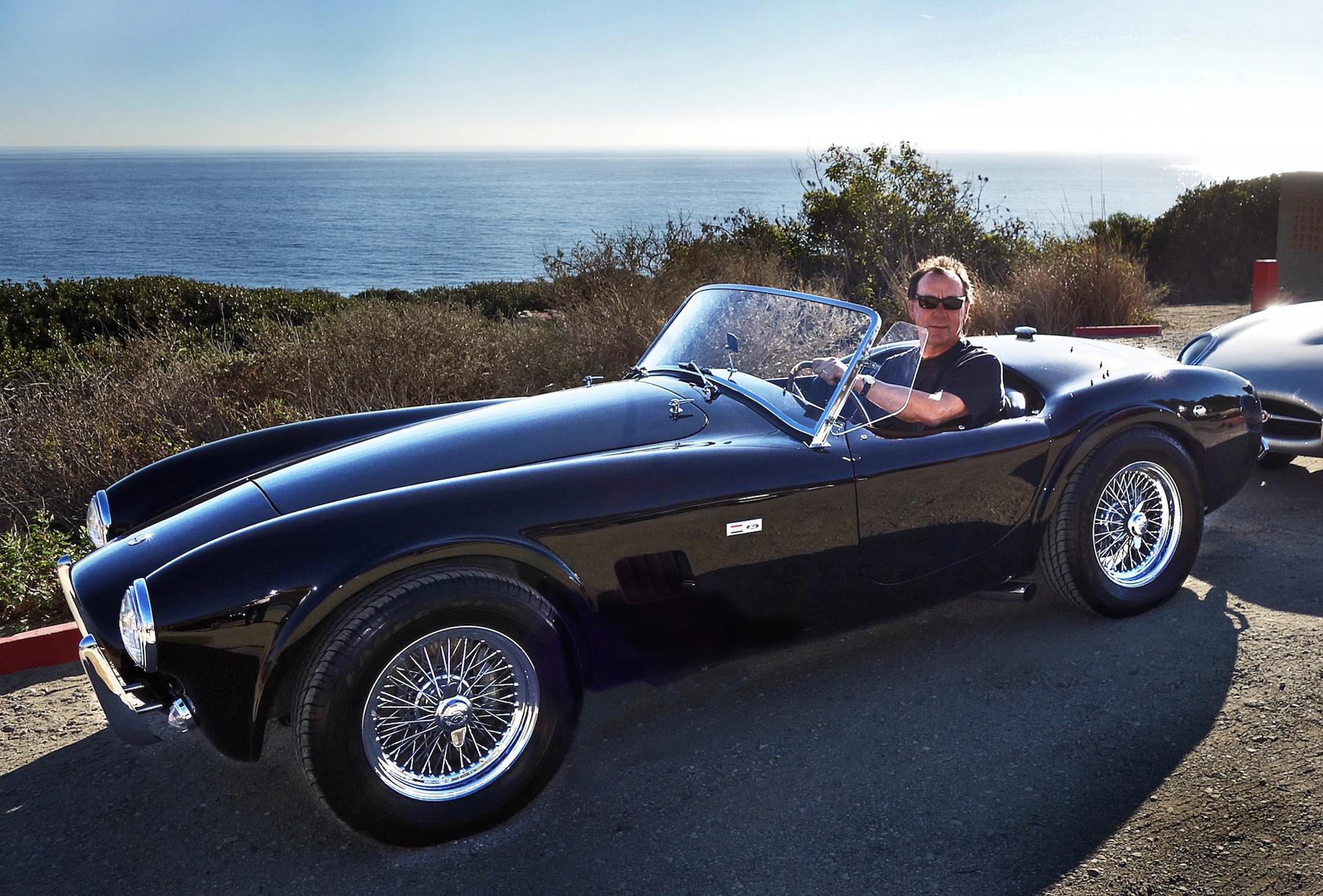Neil Peart Shelby Cobra