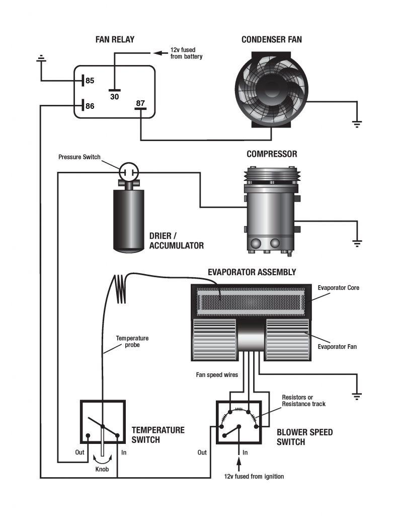 Rob Siegel - Vintage air conditioning - AC_Diagram_Electrical
