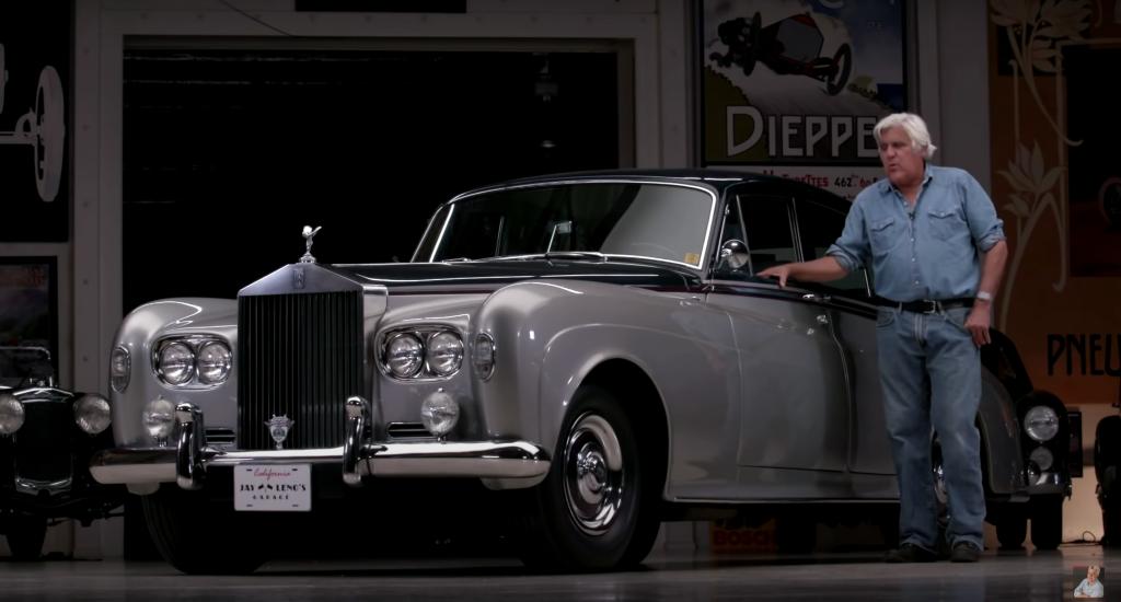 Rolls Royce Silver Cloud III Jay Leno