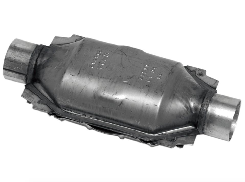 Walker Universal Catalytic Convertor 15038