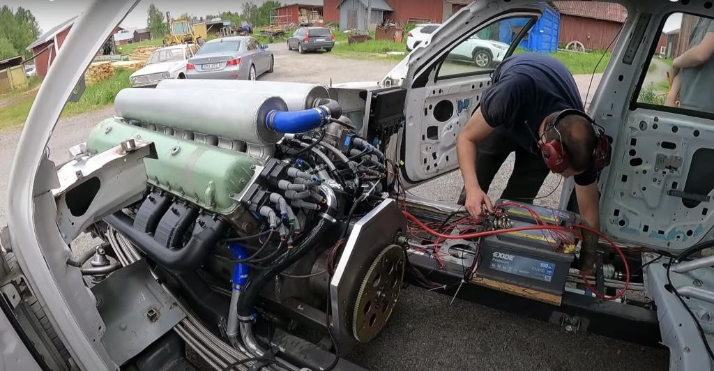 Rolls-Royce Meteor