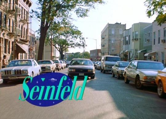 Seinfeld Chevrolet Impala SS