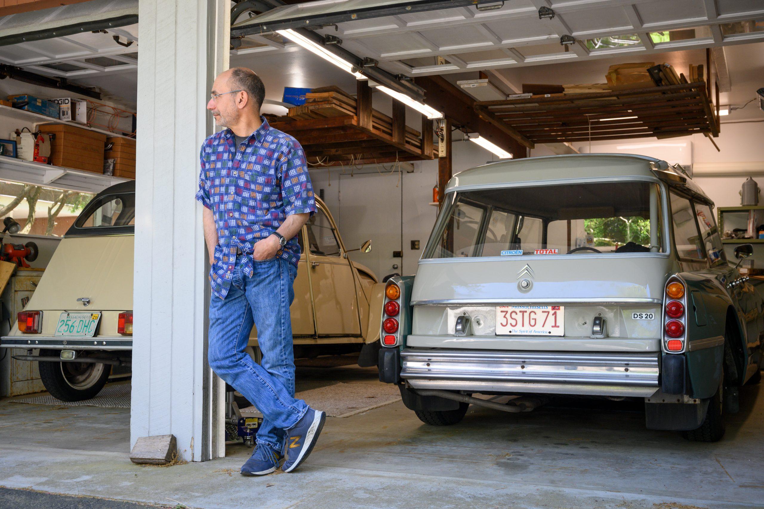 Citroen garage