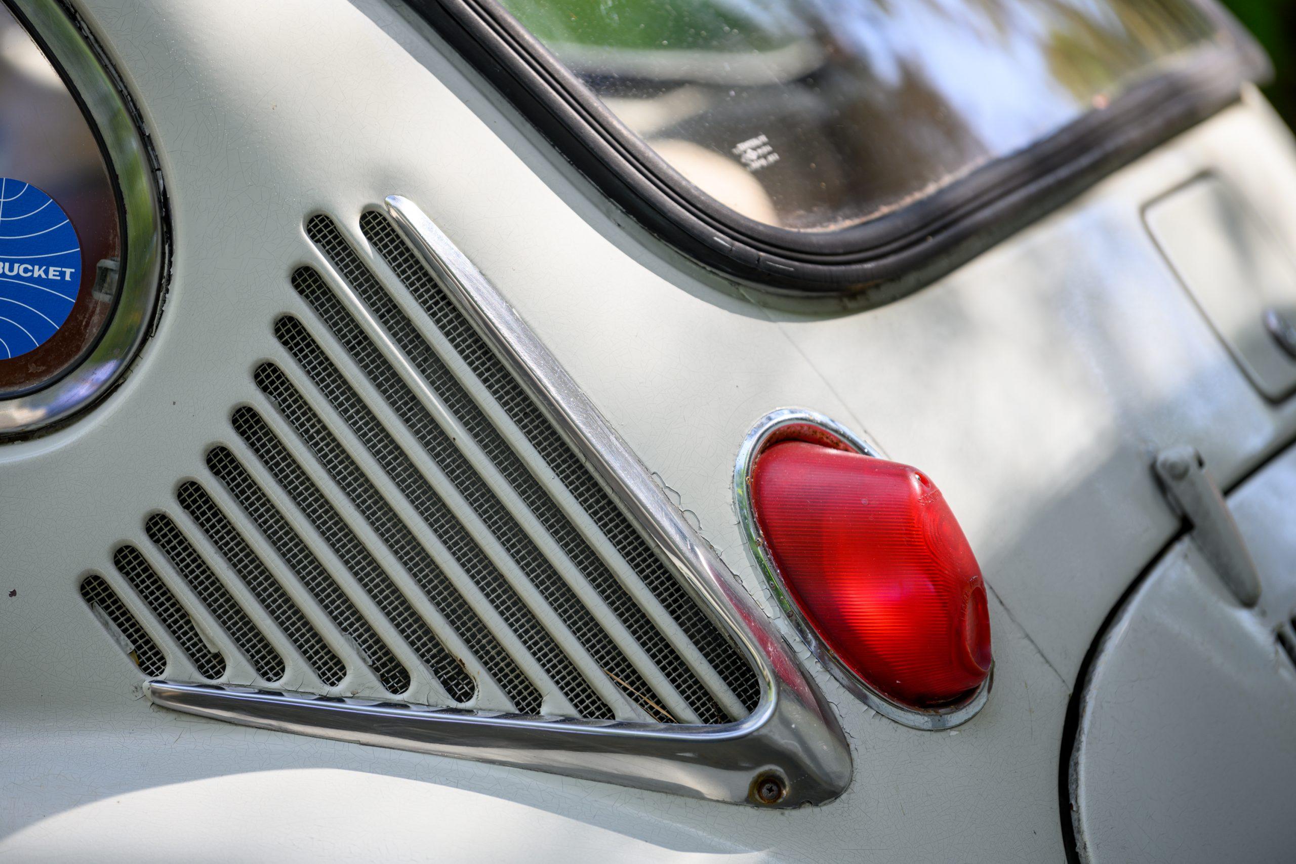 Subaru 360 rear taillight