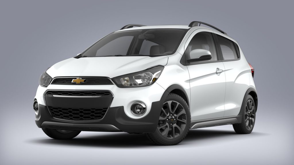 2021 Chevrolet Spark ACTIV