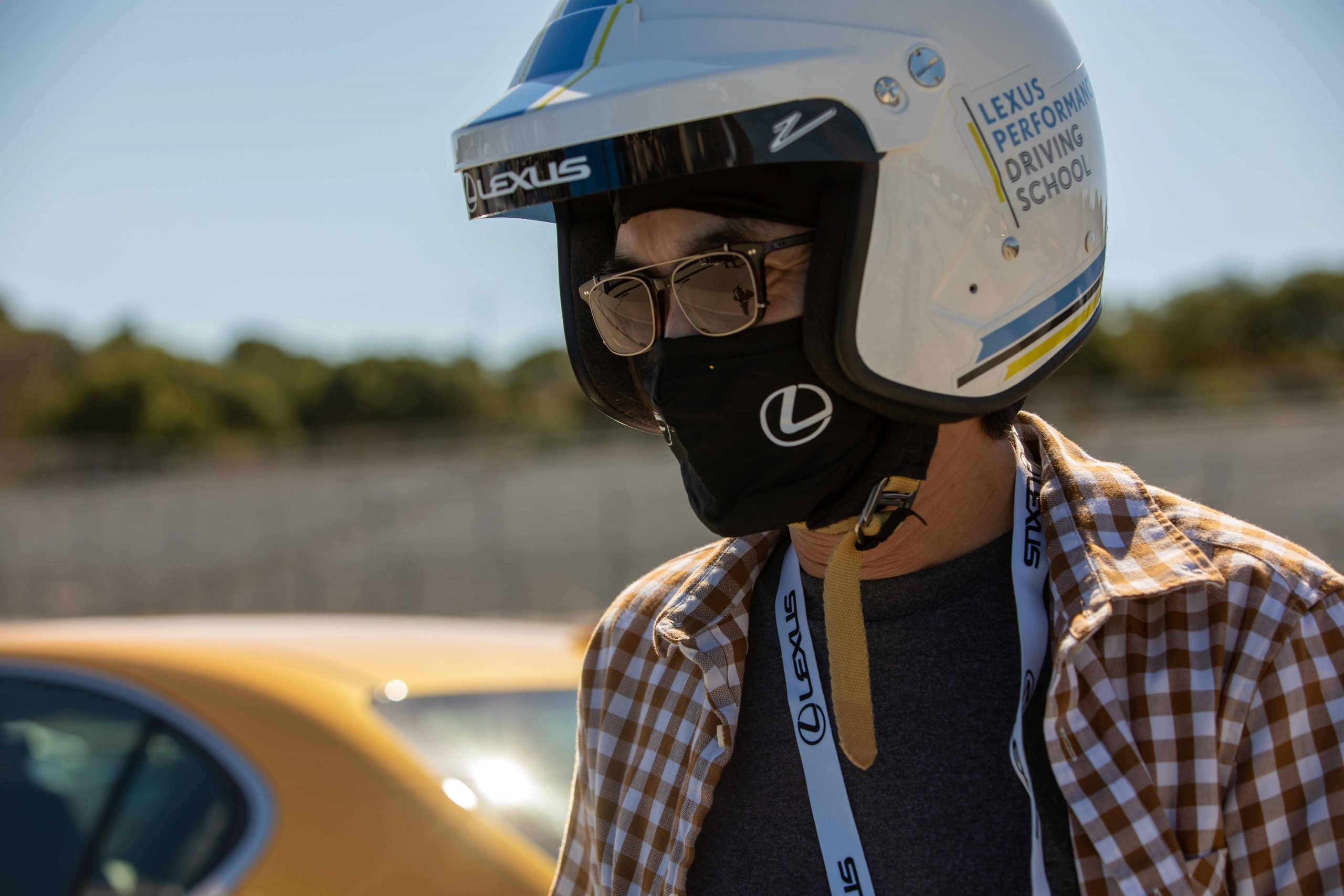 Lexus Performance Driving School June 2021 Laguna Seca
