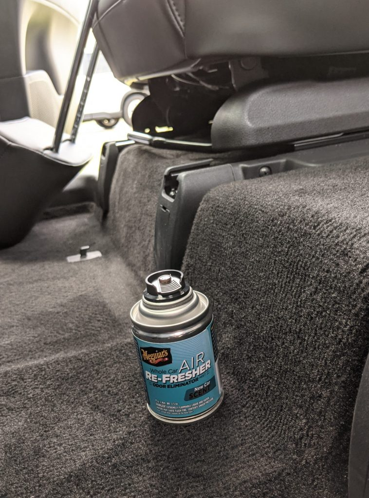 Car Odor Treatment air freshener bomb