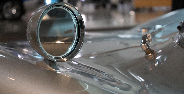 Chevrolet Corvair Monza GT mirror