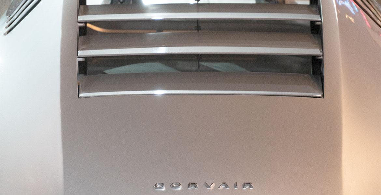 Chevrolet Corvair Monza GT rear