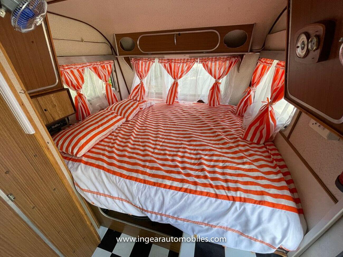 Volkswagen Bus Camper VW bedding