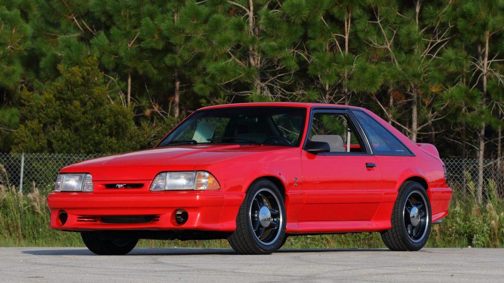 1993 Cobra R Mustang