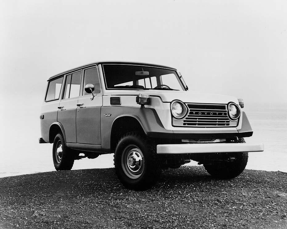 1979 Land Cruiser Wagon