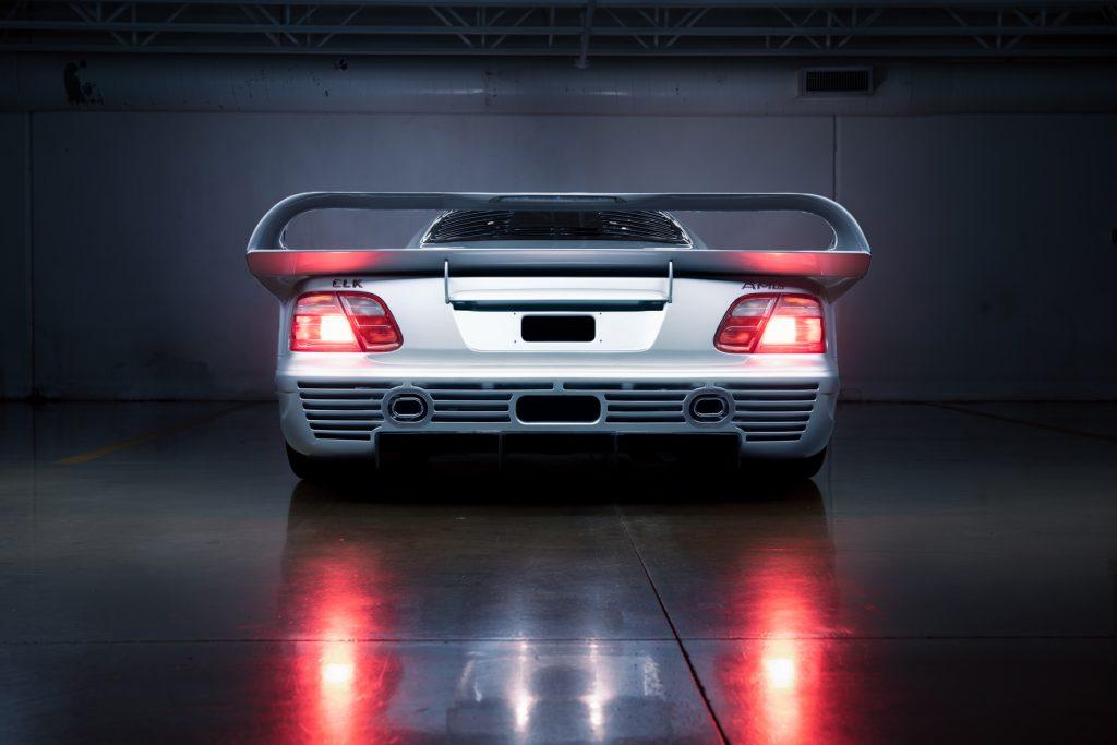 1998 Mercedes-Benz AMG CLK GTR rear studio