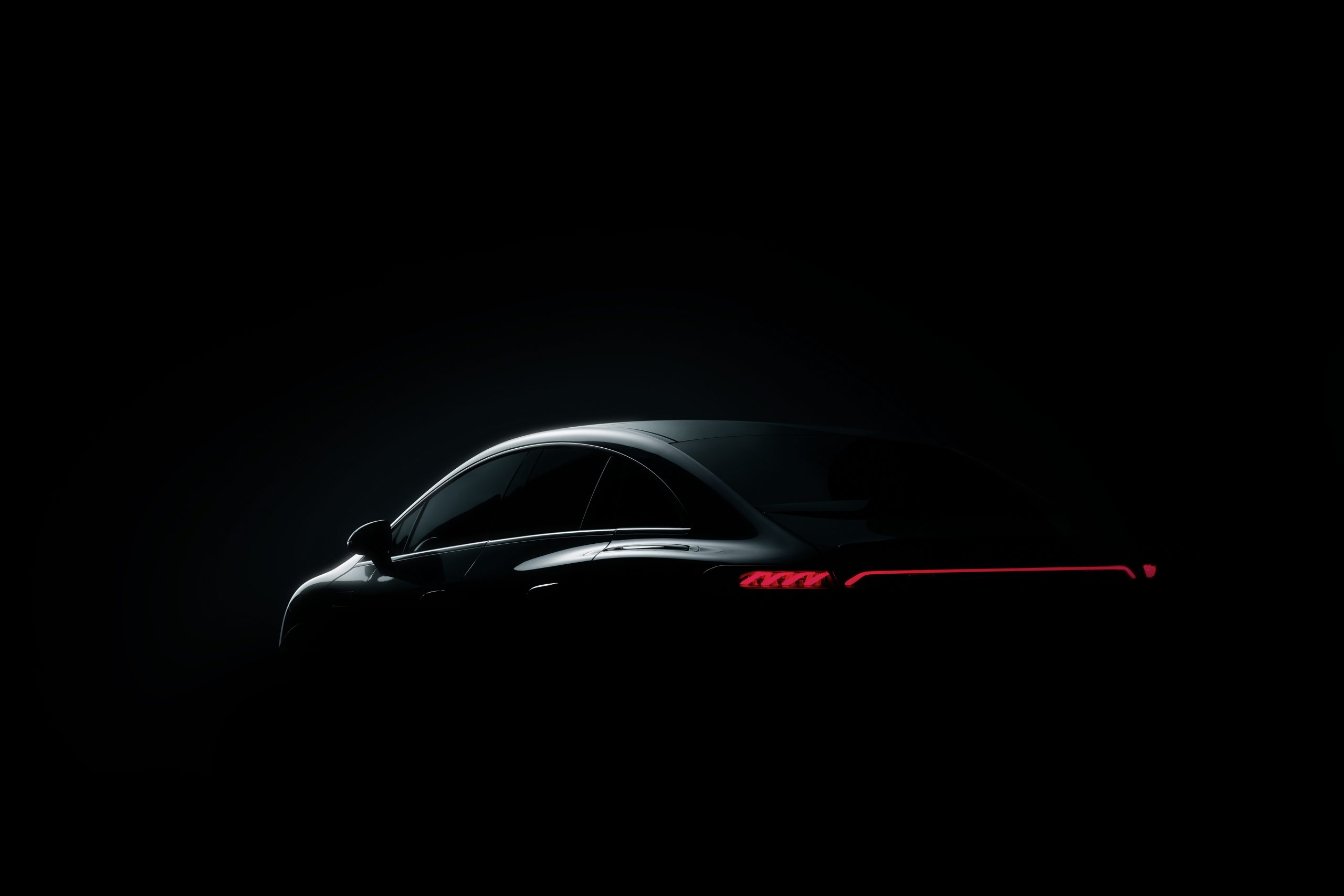 EQE by Mercedes-Benz teaser