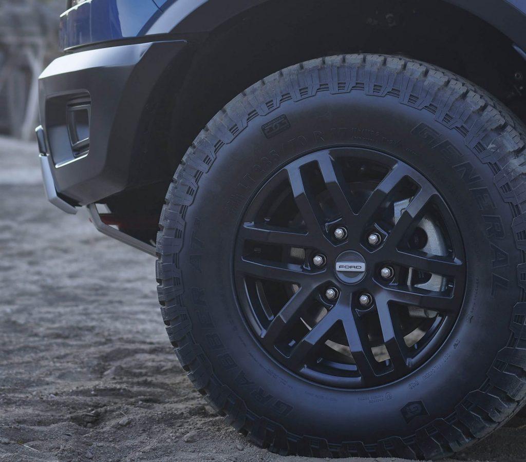 2021 Ford Ranger Raptor
