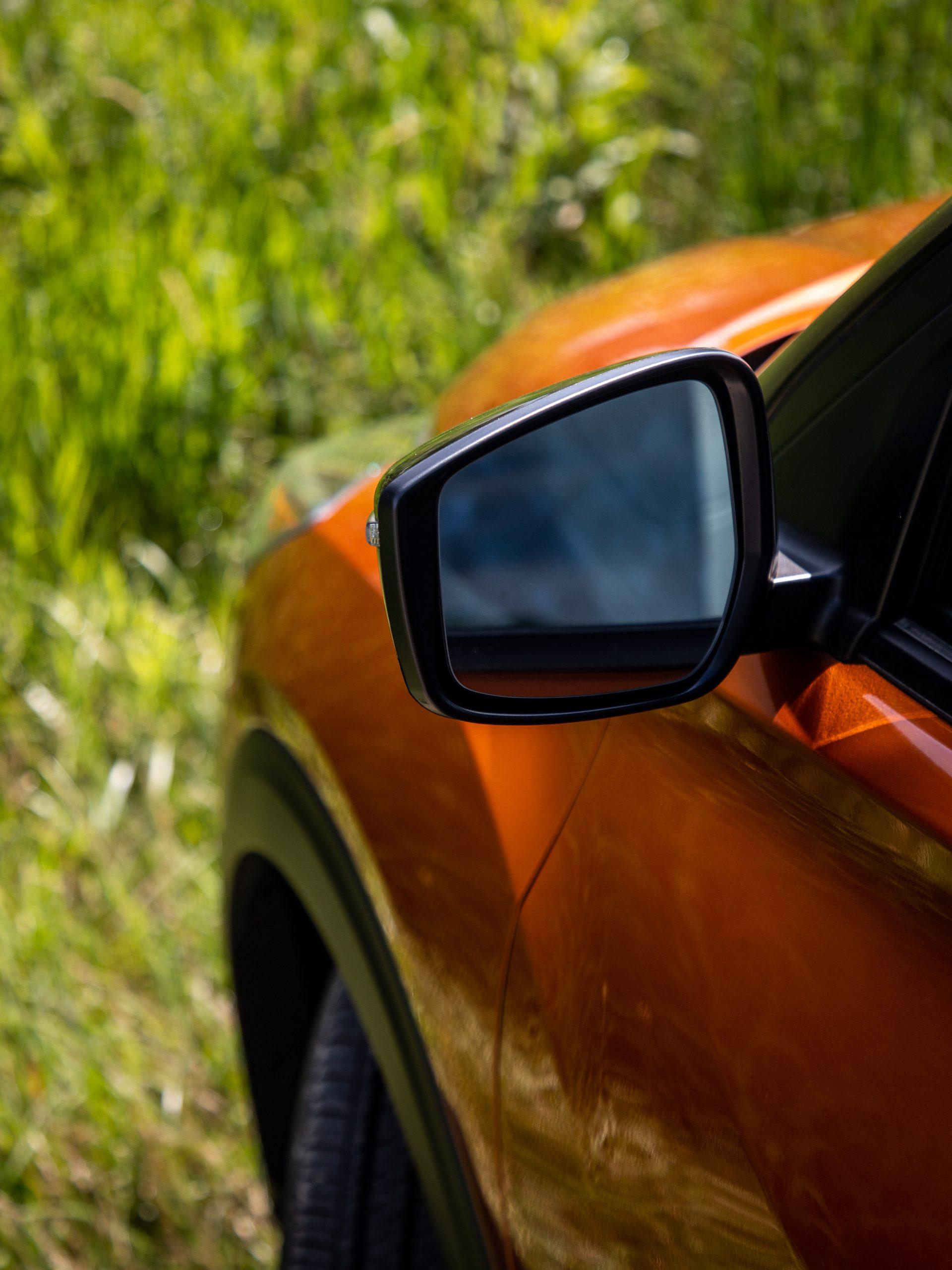 Nissan Kicks side mirror