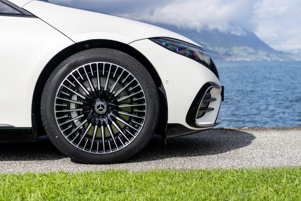2022 EQS 580 4MATIC Sedan (Euro spec) wheel