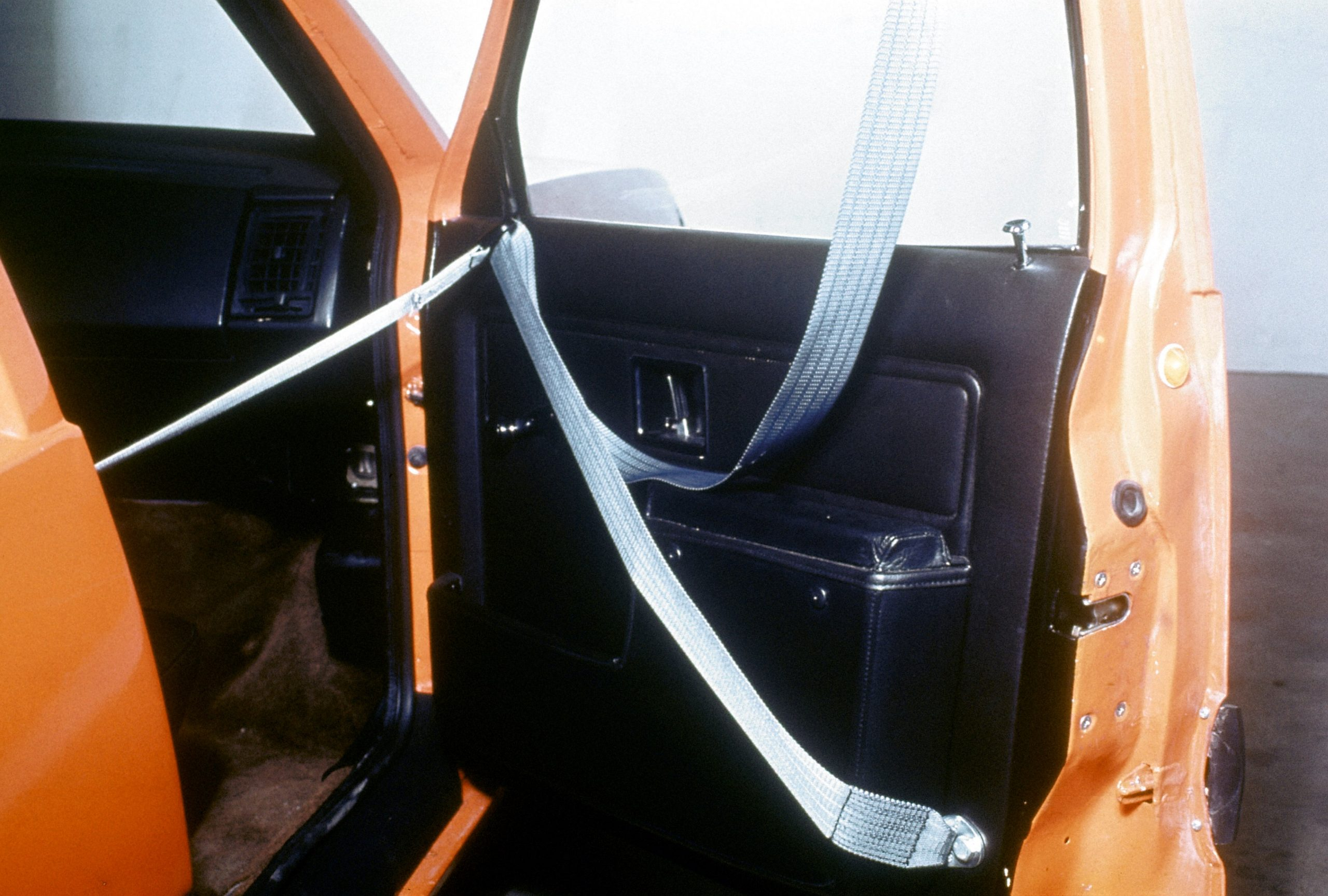 safety equipment car seat belts