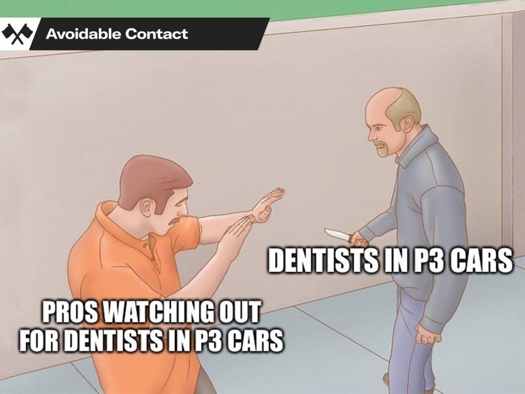 AC Dentists vs Pros Meme Lead