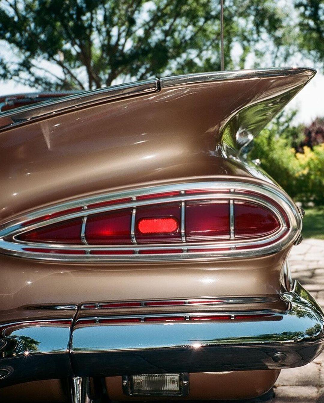 Devin Booker Impala rear fin