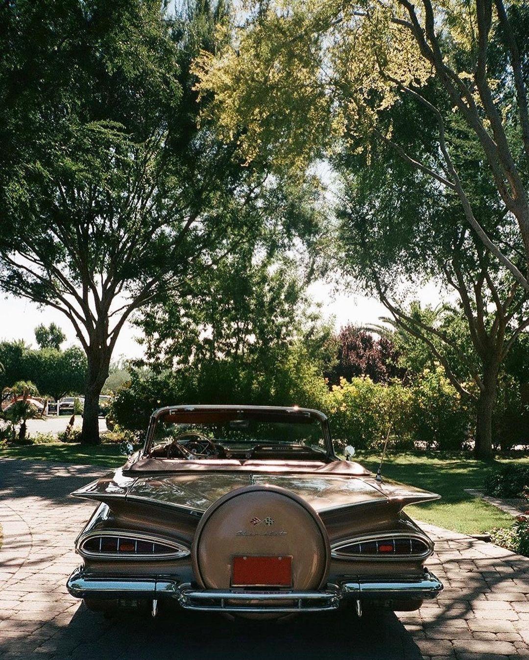 Devin Booker Impala rear