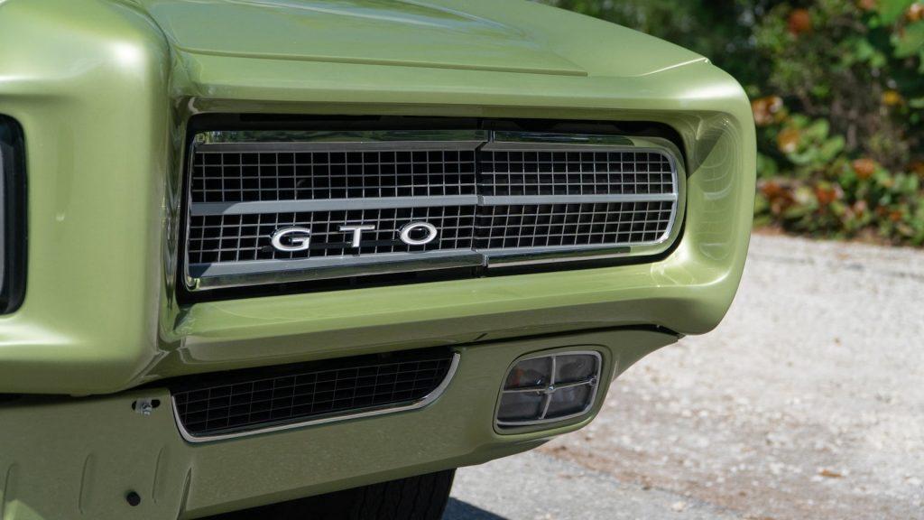 GTO Headlight Option