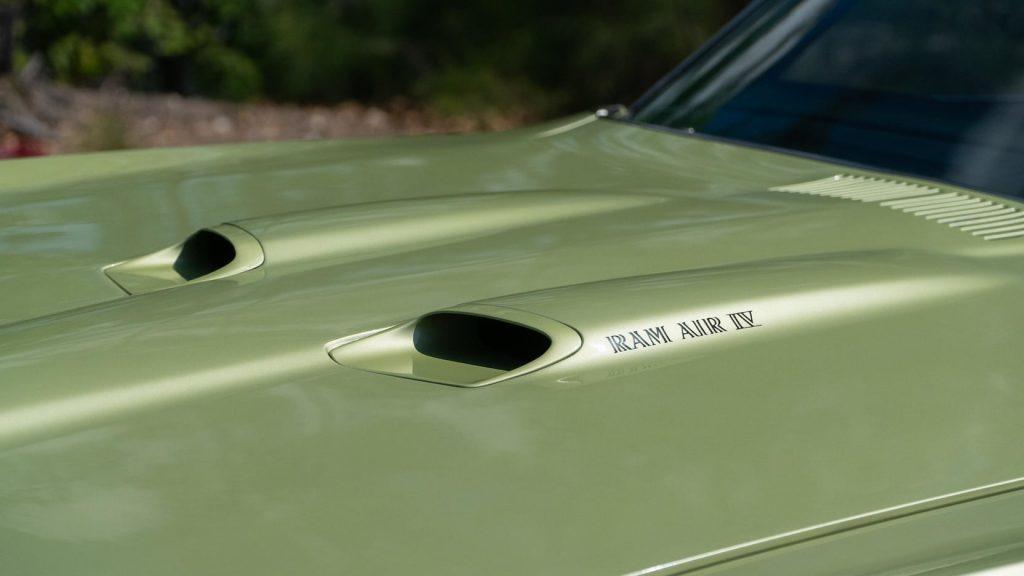GTO Ram Air Vents