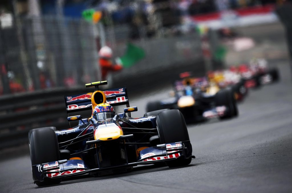 Mark Webber, Red Bull Racing, 2010 Monaco Grand Prix