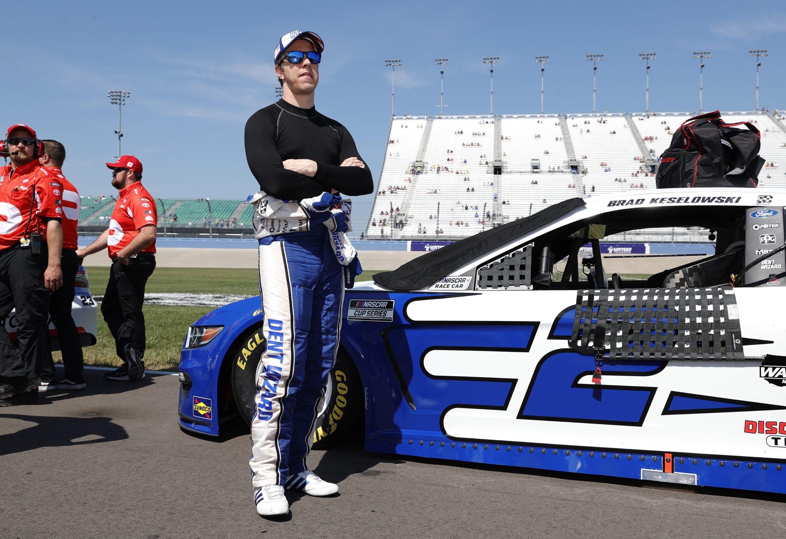 Keselowski vacates Penske seat to become part owner of Roush's NASCAR race team