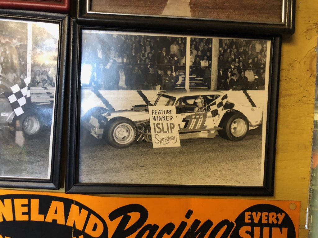 Himes Museum islip speedway image