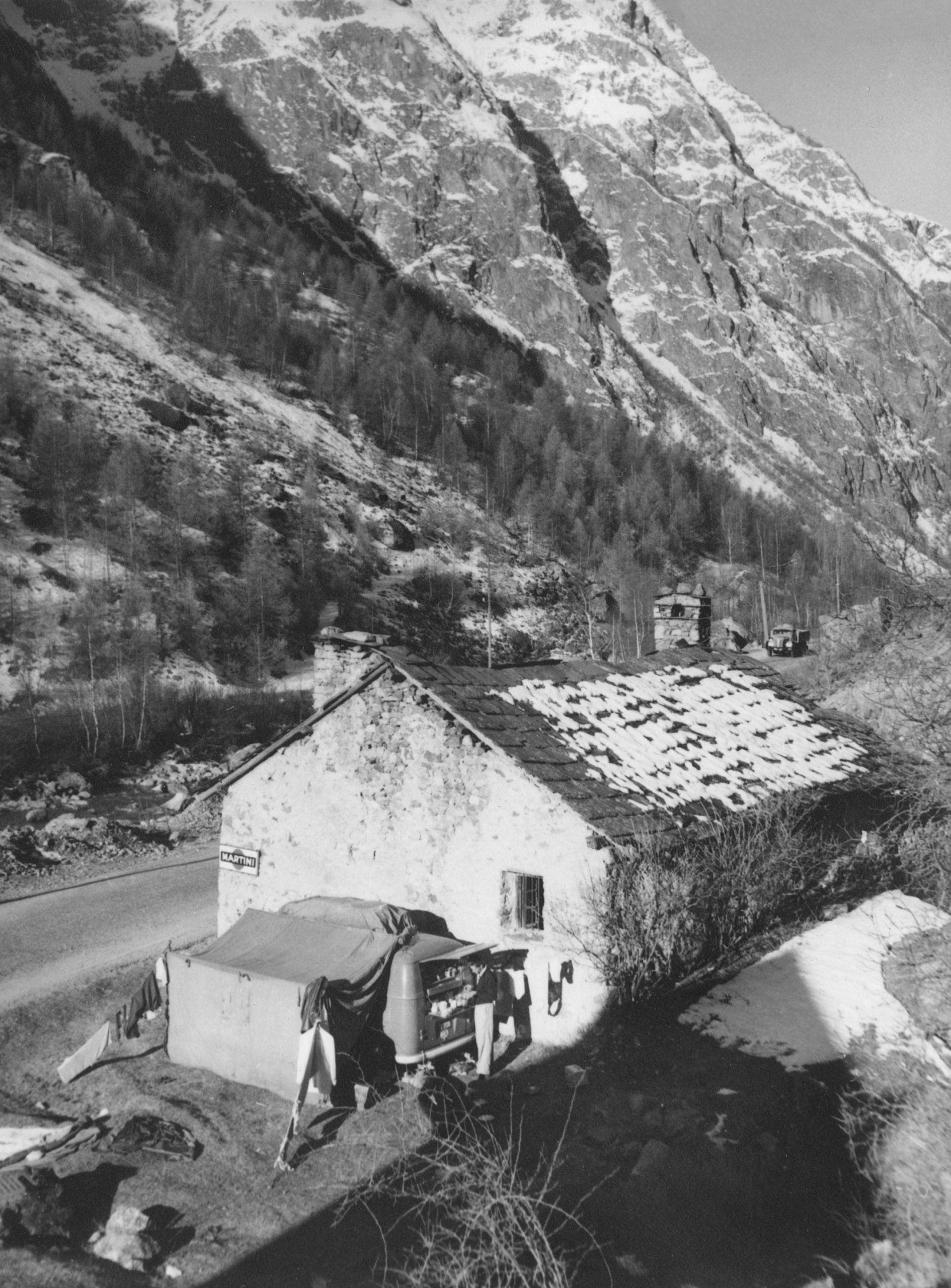 Home is a Journey - April 14 - Alps France