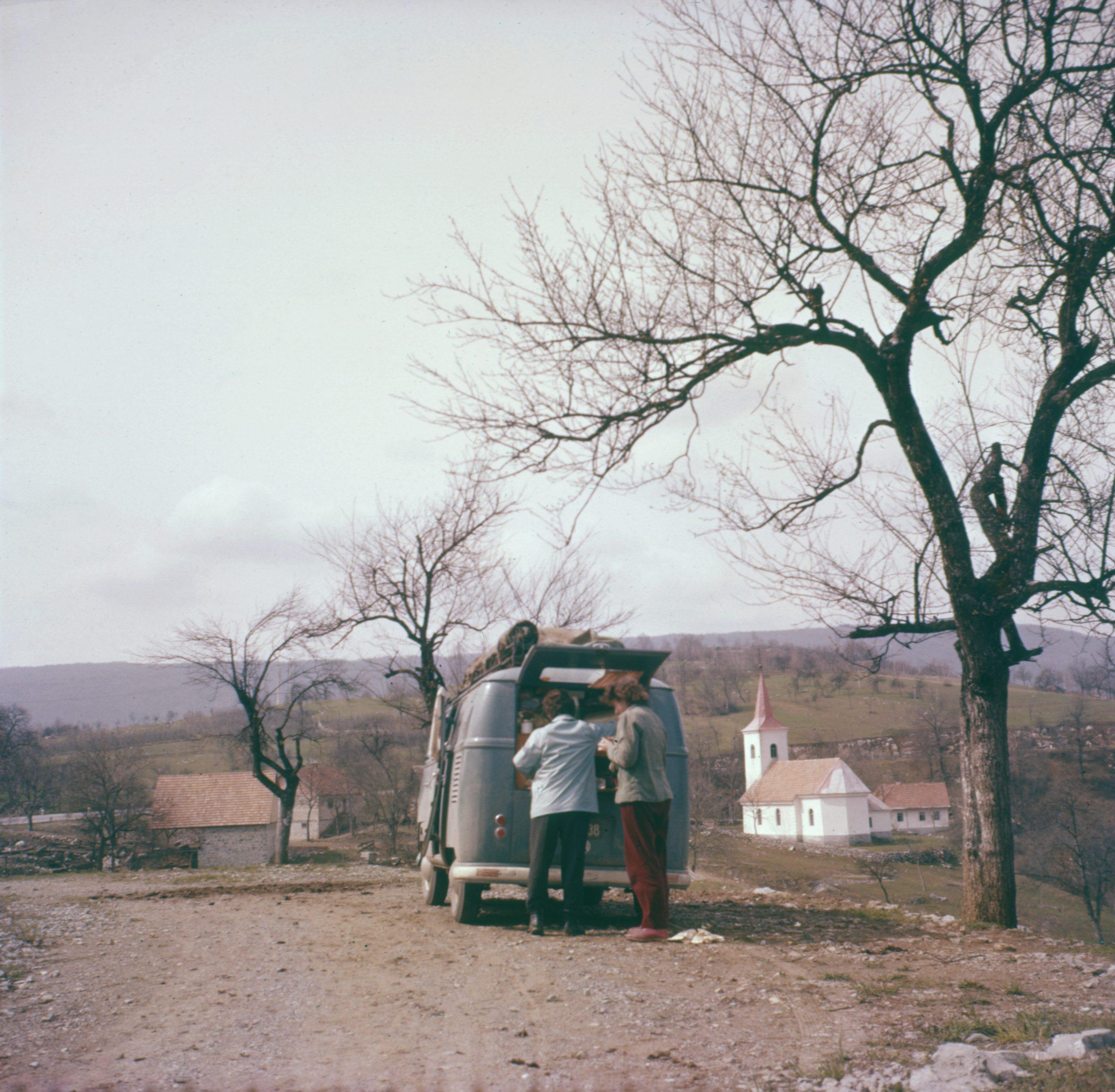 Home is a Journey - April 7 - Yugoslav 2