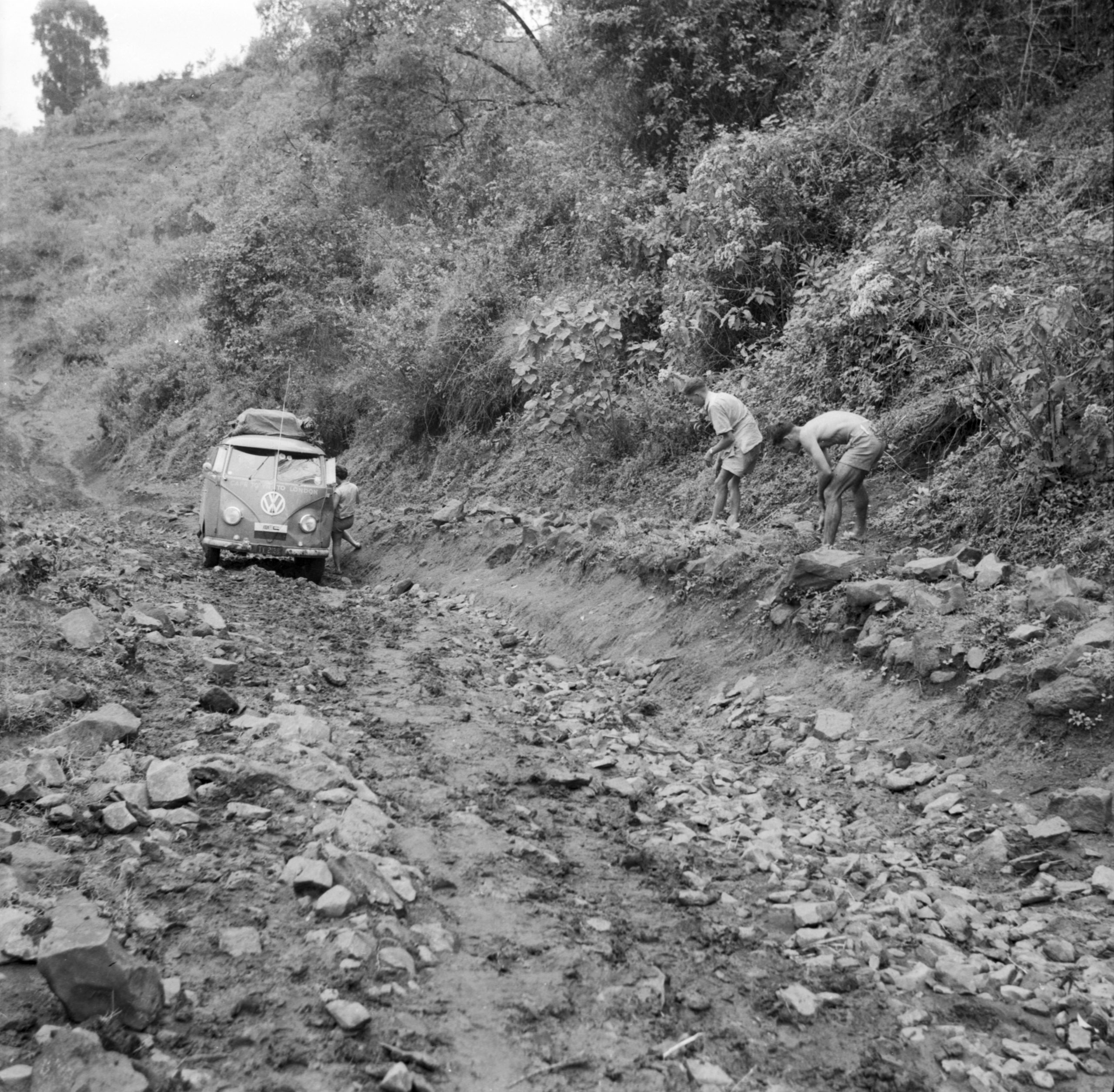 Home is a Journey - Feb 10 - rocky roads